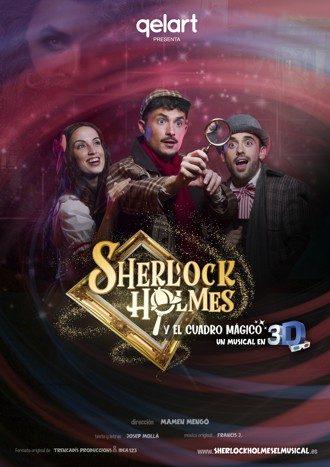 Sherlock Holmes y el cuadro mágico