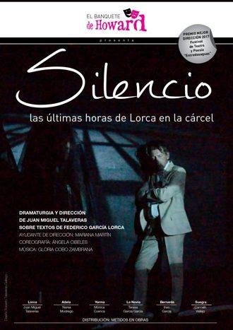 Silencio, las últimas horas de Lorca en la cárcel
