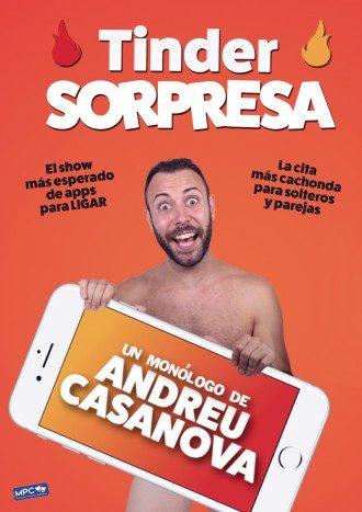 Tinder Sorpresa - Andreu Casanova